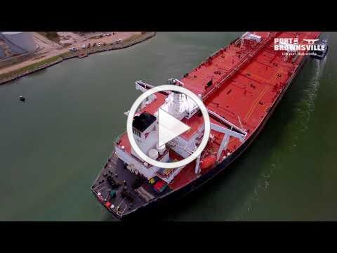 Port of Brownsville- Driving Growth and Economic Prosperity