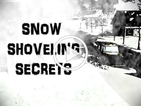 VDOT: How to Properly Shovel Your Driveway