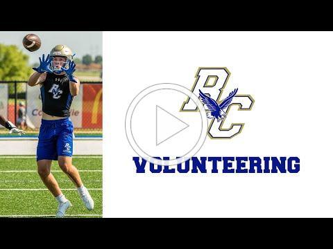 Athletics Volunteering