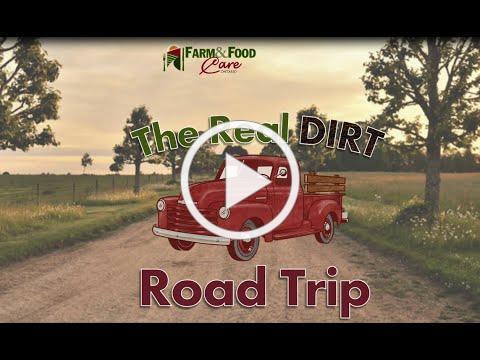 Real Dirt Road Trip- Dairy Goat Farm