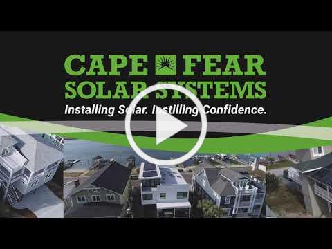 Cape Fear Solar Systems   Powering Your Home And Business