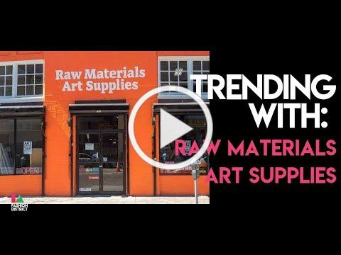 Trending With: RAW MATERIALS ART SUPPLIES