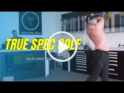 GOLF CLUB FITTING | A Deep Dive Into A TRUE SPEC GOLF Club Fitting
