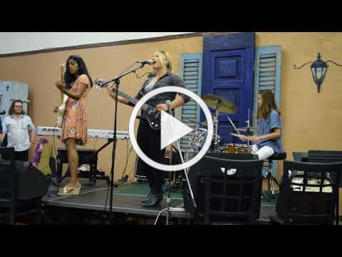 'Aerials', Music Time Academy Concert, Bothwell Arts Center, May 20, 2018