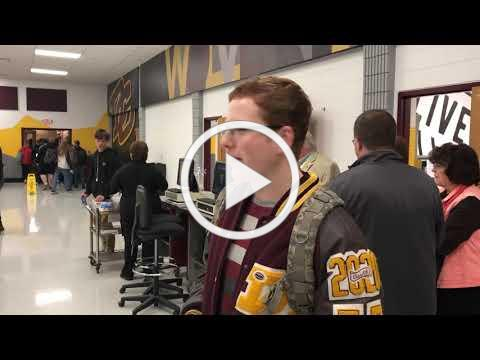 Students talk about New DCHS Cafeteria
