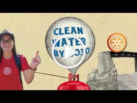Make an Impact on Clean Water & Sanitation