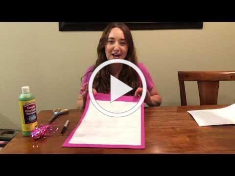 5 5 Parpar Handprint Mother's Day Gift