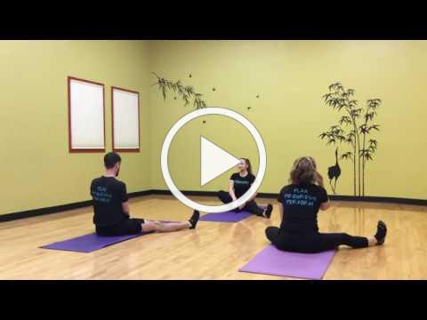 Mashpee Fitness Burdenko Mat with Erin Part 1