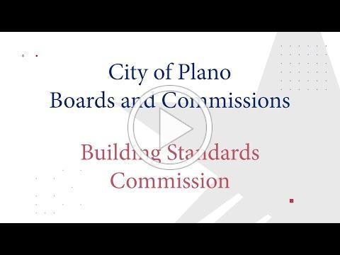 Building Standards Commission