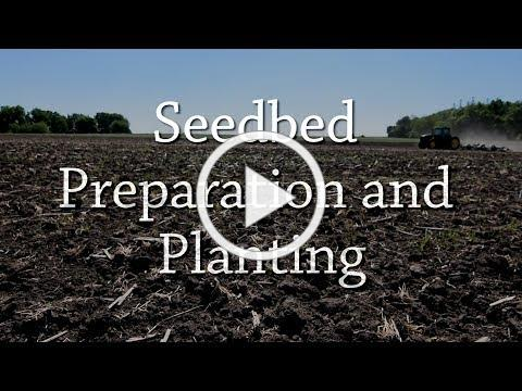 Seedbed Preparation and Planting - Organic Weed Control