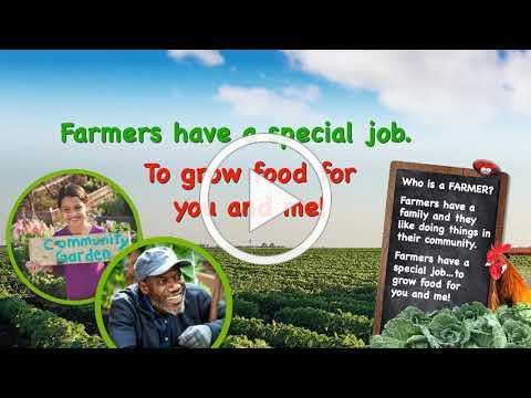 Who is a farmer?
