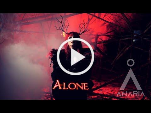 "Anaria ""Alone"" Hard Rock Cover"
