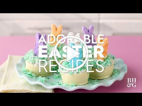 Adorable Easter Recipes | Better Homes & Gardens