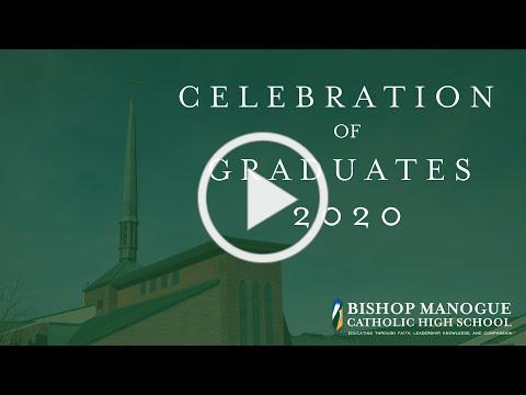 Bishop Manogue Celebration of Graduates 2020