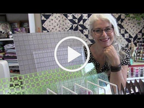 3 Ways to Store Your Quilting Rulers