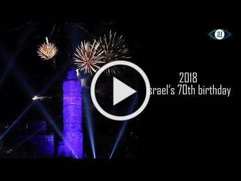 70 Years of Innovation: Milestones in Israeli History