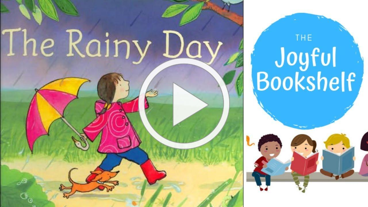 ☔️ The Rainy Day ☔️| Read Aloud for Kids!
