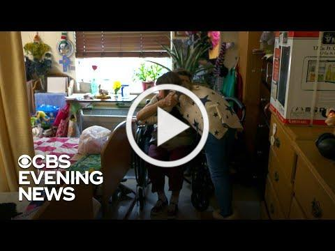 11-year-old girl grants wishes to nursing home residents