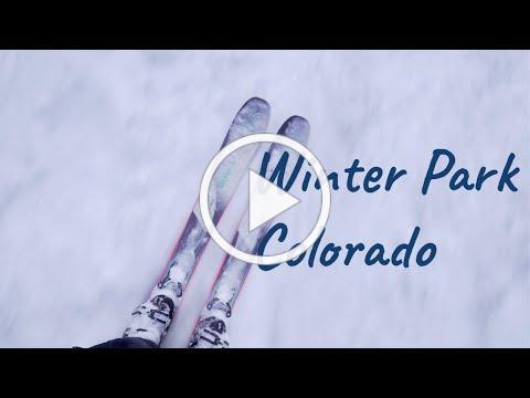 Ski Trip To Winter Park Colorado - 2020
