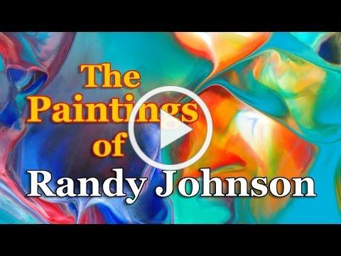 The Paintings of Randy Johnson