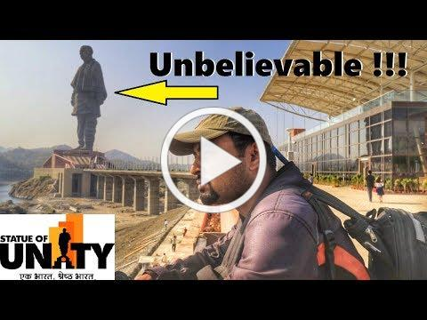 Complete Tour of STATUE OF UNITY | World's Tallest Statue | Observation Deck Top View | Things To Do