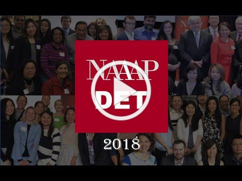 NAAAP Detroit 2018 Year End