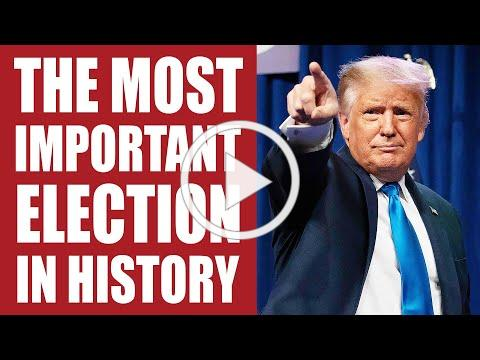 Why This is the MOST Important Election in History   Jonathan Cahn