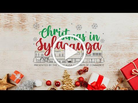 2020 Christmas in Sylacauga