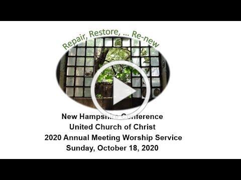 Annual Meeting 2020 Worship