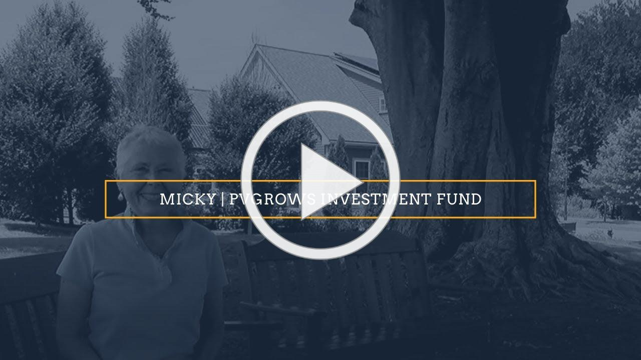 Micky   PVGrows Investment Fund Investor