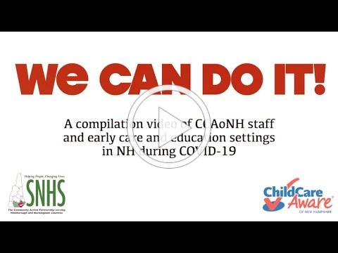 We Can Do It - a Video Compilation