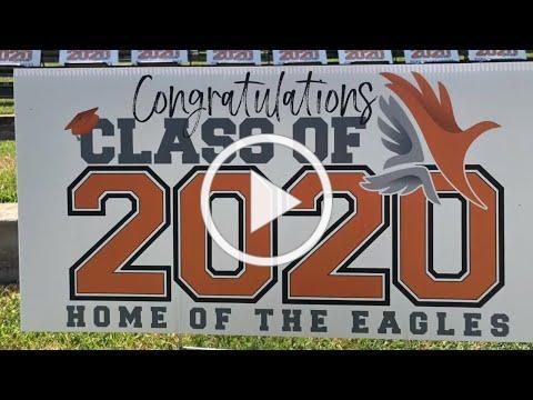 2020 CSD Celebration: Seniors Recognition