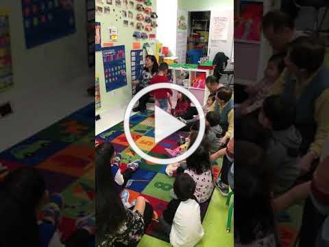 SWAN Preschool Giraffe Class