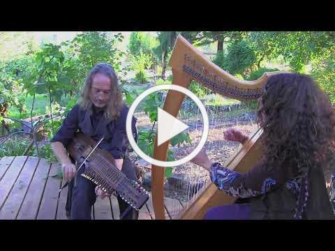 Patio music, Lisa Lynne & Aryeh Frankfurter play
