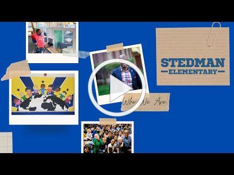 Team Stedman: WE ARE