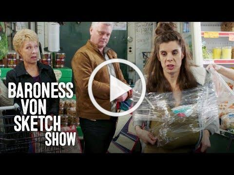 Bag Hate | Baroness von Sketch Show