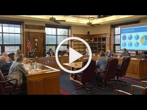 Public Testimony on the Budget