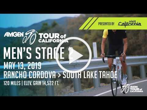 2019 Men's Stage 2 | Amgen Tour of California