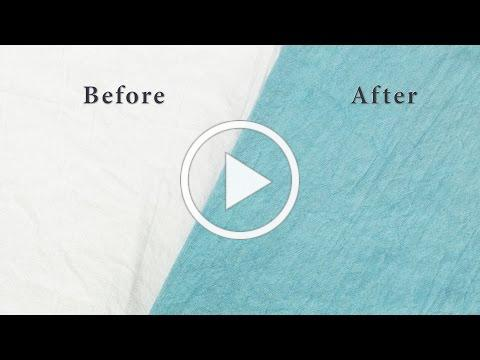 How to use Fabric Dye
