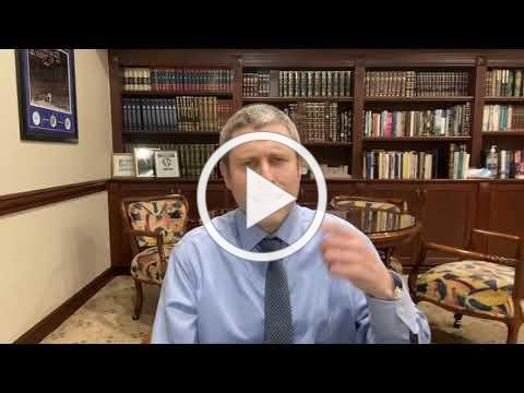 Rabbi Topp on Terumah, Zachor and Jewish Responsibility