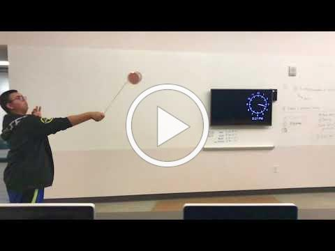 Magnus Effect (spinning causing lift)