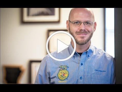 Field to Film: Career Snapshot | FFA Program Coordinator