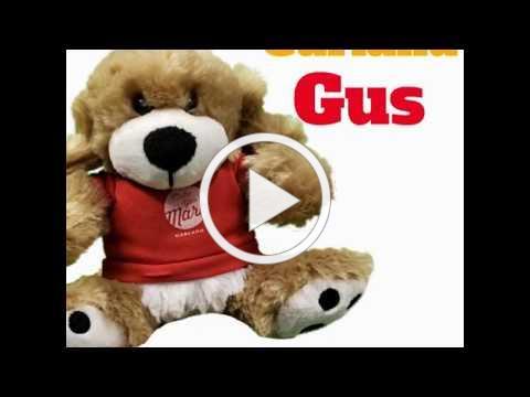 Garland Gus Mascot