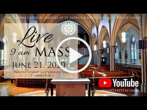 Mass | June 21, 2020 | Fr. David Mulholland