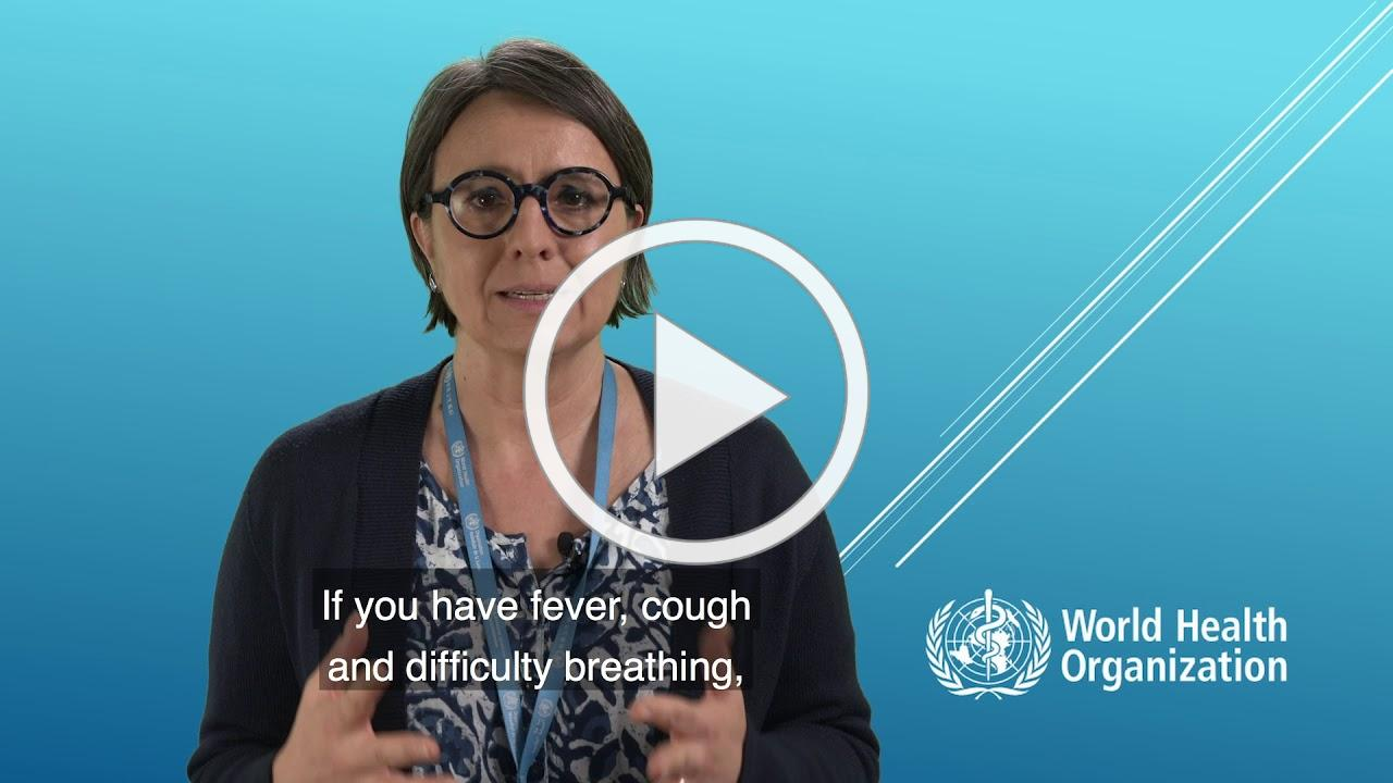 What can people do to protect themselves and others from getting the new coronavirus?