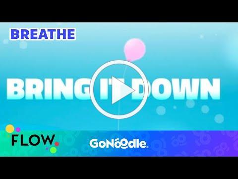 Bring It Down - Flow | GoNoodle