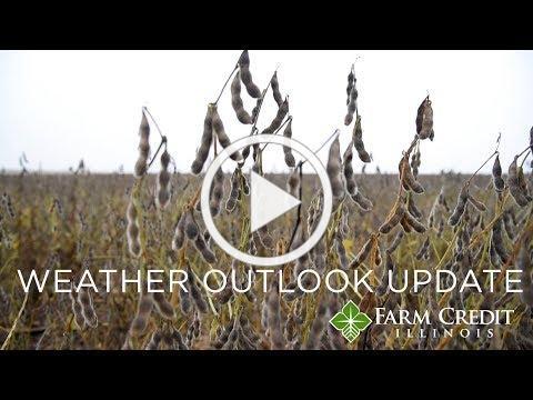 Weather Outlook Update - October 2019