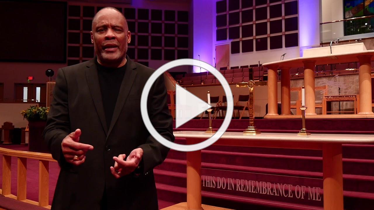 """Reid Temple AME Church COVID-19 Update| Pastor Mark E. Whitlock Jr."""