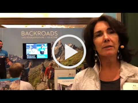 KC Hoppe of Backroads talks Biking California Wine Country
