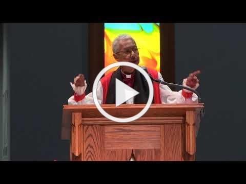 2019 Episcopal Church in Connecticut - Rt. Rev. Barbara Harris Sunday Worship Sermon